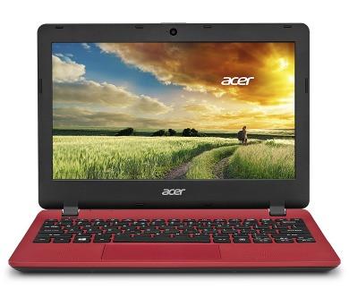 Acer Aspire ES11 11,6/N3350/4GB/32GB/W10 černo-červený