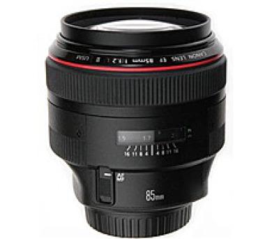Canon EF 85mm f/1.2 II L USM objektiv