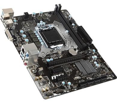 MSI MB Sc LGA1151 H110M PRO-D