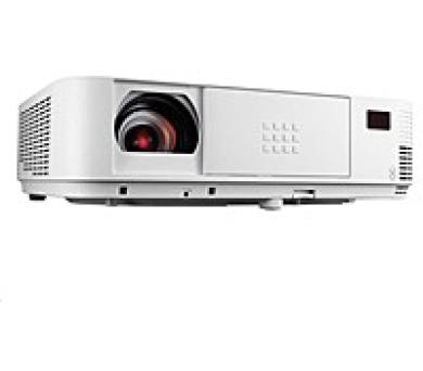 NEC Projektor DLP M323W (1280x800,3200ANSI,10000:1) 8,000h lamp,D-SUB