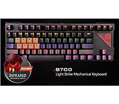 A4tech Bloody B700 mechanická herní klávesnice