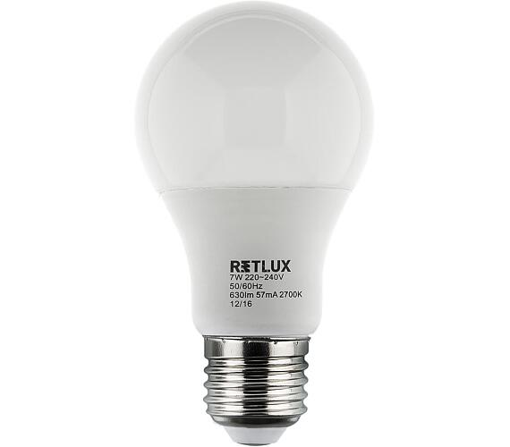 RLL 243 A60 E27 žárovka 7W WW Retlux