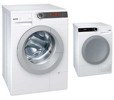 Gorenje + Sušička prádla Gorenje D8666N