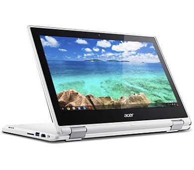 Acer Chromebook 11,6/N3160/4G/64GB/Chrome bílý + DOPRAVA ZDARMA