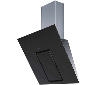 Guzzanti SK 60 nerez/černé sklo