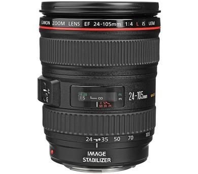 Canon EF 24-105mm f/4.0 L IS USM + DOPRAVA ZDARMA