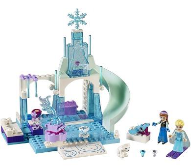 LEGO Juniors 10736 Ledové hřiště pro Annu a Elsu + DOPRAVA ZDARMA
