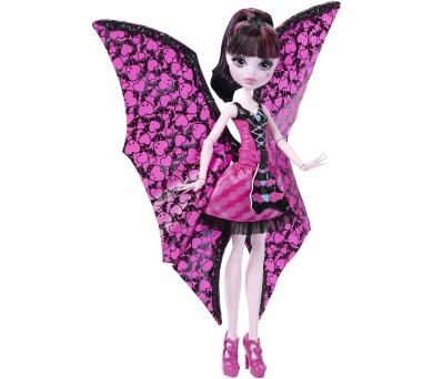 Monster High NETOPÝRKA DRACULAURA + DOPRAVA ZDARMA