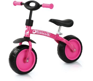 Hauck Toys První kolo Super R10 růžové + DOPRAVA ZDARMA
