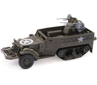 Tank M16 model kit + DOPRAVA ZDARMA