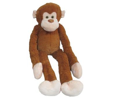 Plyšová opice + DOPRAVA ZDARMA