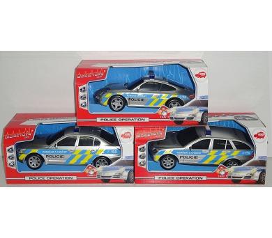 Policejní auto 1:18 + DOPRAVA ZDARMA