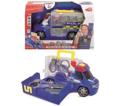 Policejní auto s příslušenstvím 33 cm + DOPRAVA ZDARMA