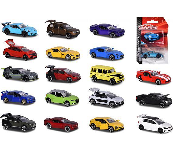 Autíčko kovové Premium Cars