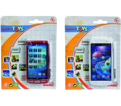 Mobilní telefon s dotykovým displejem