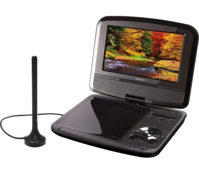 SPV 7725T 18cm DVD+DVB-T Sencor