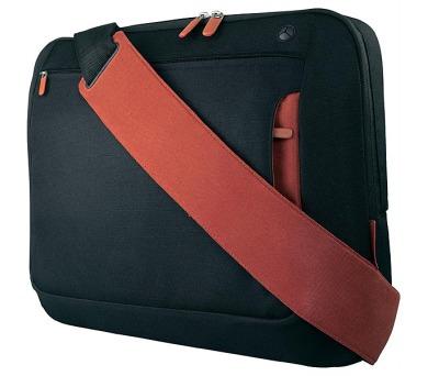 "Belkin Neoprene Messenger Bag 17"" - černá/červená"