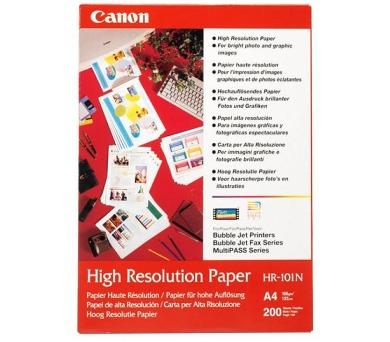 Canon HR-101 high resolution A4 / 200 listů 106g/m2 (1033A001)