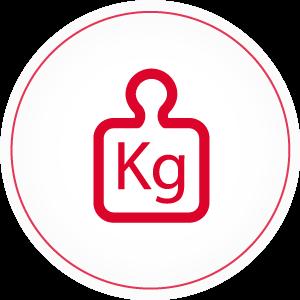 Kapacita prádla praní (kg)