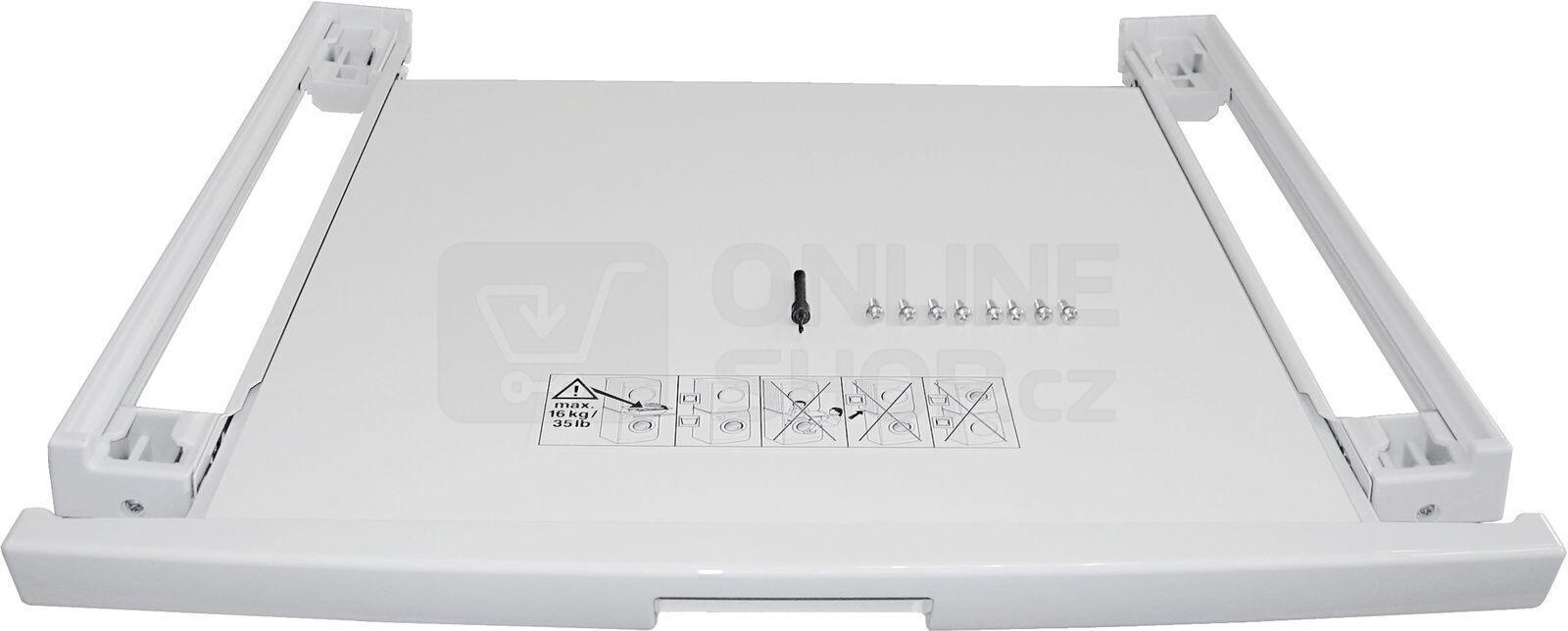 Spojovací sada Bosch WTZ 11300 pračka-sušička s výsuvem