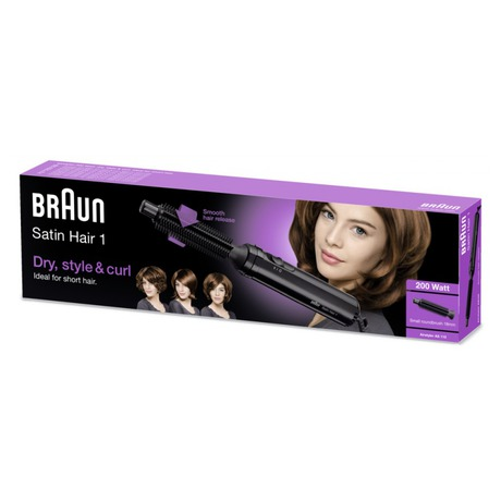Kulma foukací Braun AS 110 MN SatinHair 1/AS200 VT Airstyler - Braun AS 110 MN SatinHair 1/AS200 VT Airstyler (foto 5)