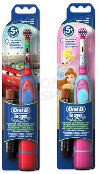 Zubní kartáček Oral-B Stages Power Kids