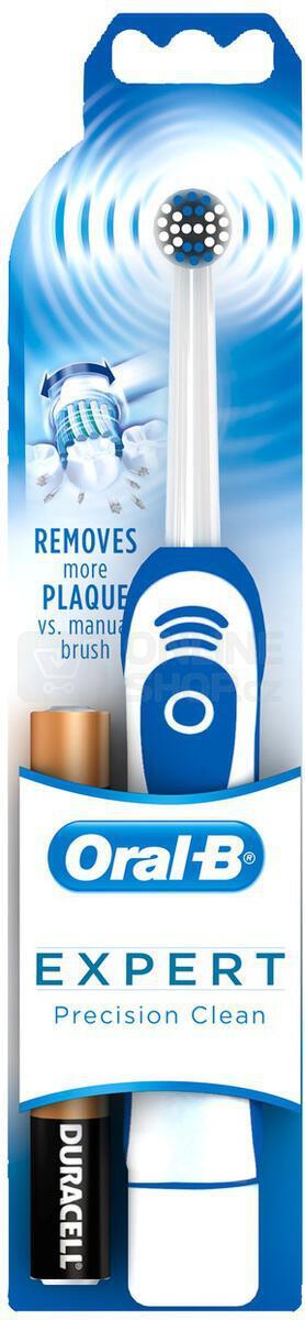 Zubní kartáček Oral-B D4 Battery Precision Clean Brush (DB4010)