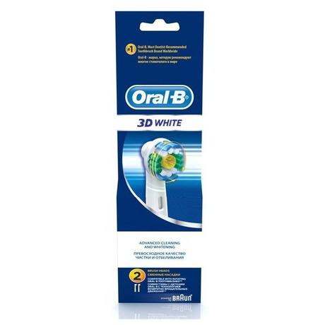 Náhradní kartáček Oral-B EB 18-2 3D White Luxe