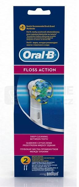 Náhradní kartáček Oral-B EB 25-2 Floss Action
