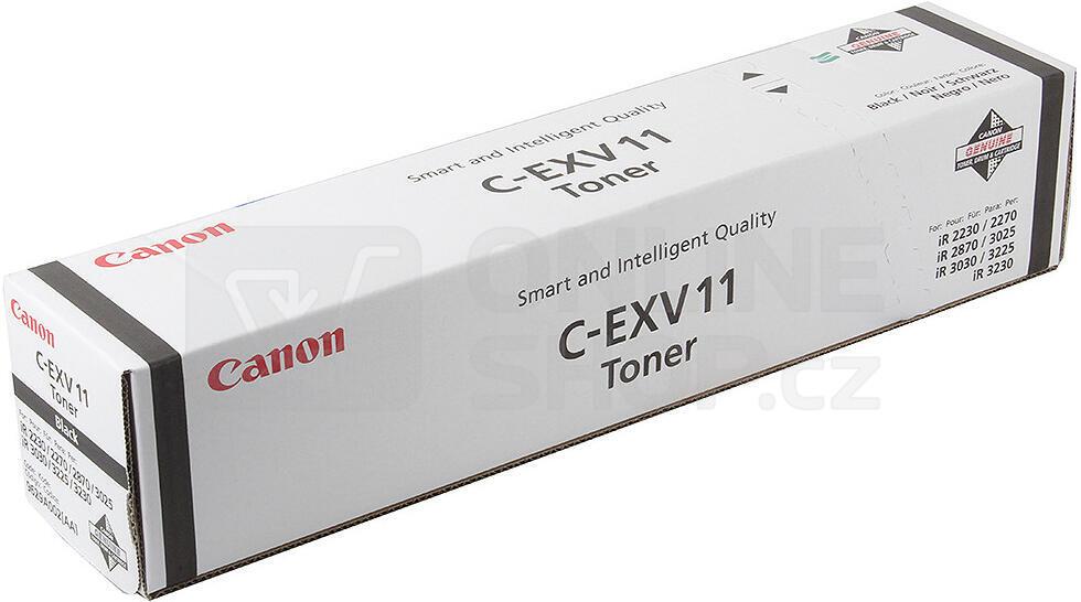 Toner Canon C-EXV11, 21000 stran originální - černý