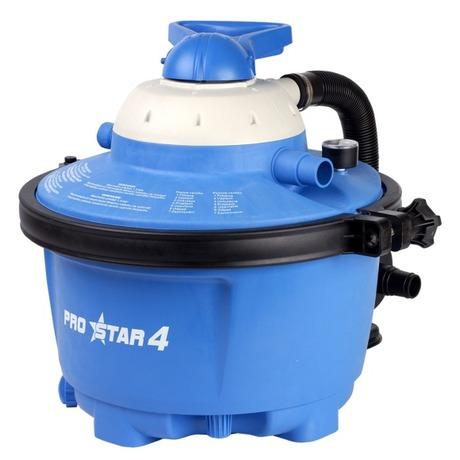 Písková filtrace Marimex ProStar 4 pro bazén do 20 m3 - Marimex ProStar 4pro bazén do20 m3 (foto 1)
