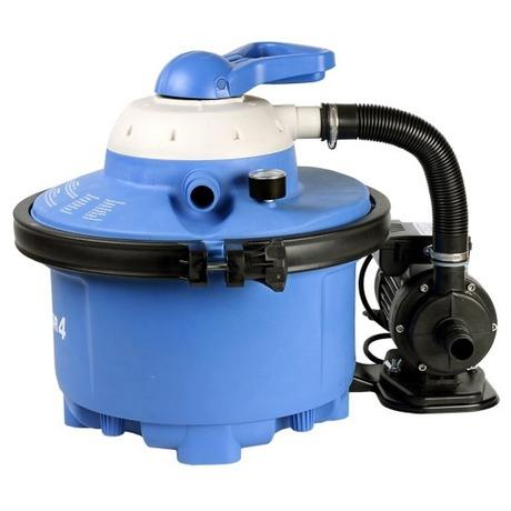 Písková filtrace Marimex ProStar 4 pro bazén do 20 m3 - Marimex ProStar 4 pro bazén do 20 m3 (foto 2)