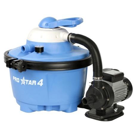 Písková filtrace Marimex ProStar 4 pro bazén do 20 m3 - Marimex ProStar 4 pro bazén do 20 m3 (foto 3)