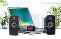Reproduktory Creative Labs Inspire T10 2.0 - černé
