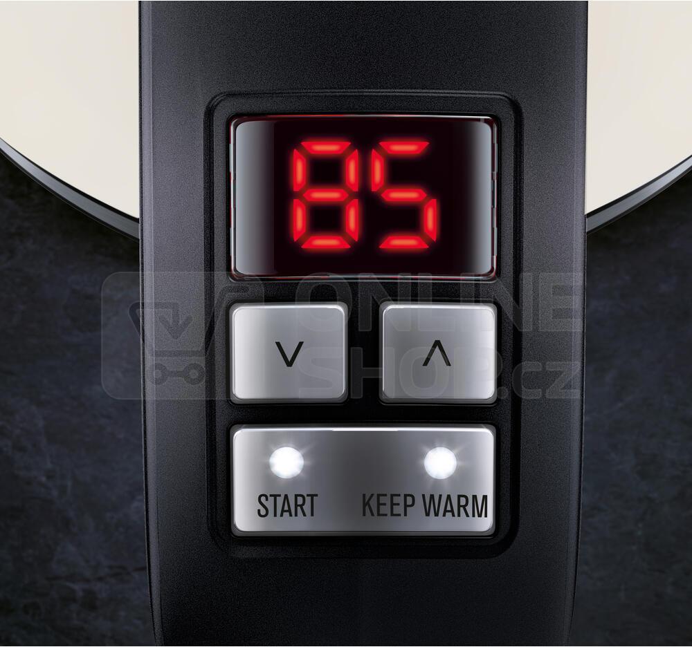Rychlovarná konvice Electrolux EEWA7700W