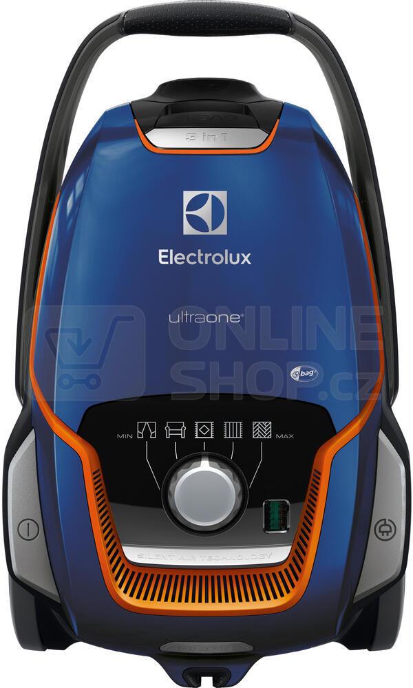 Vysavač Electrolux EUO93DB