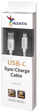 ADATA kabel USB typ C na USB typ A 3.1 (ACA3AL-100CM-CSV)