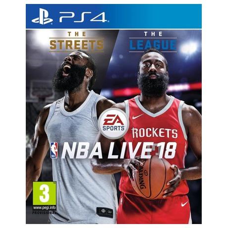 PS4 - NBA LIVE 18 EN
