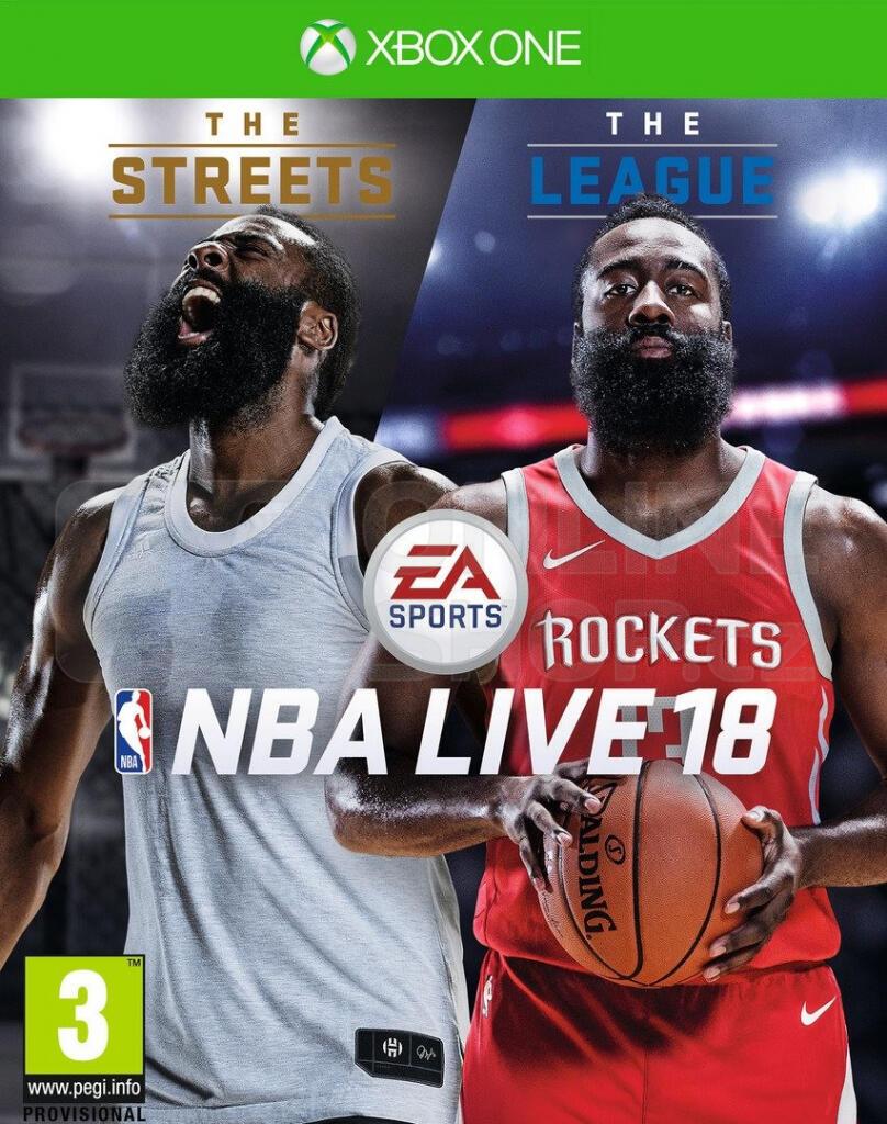 XONE - NBA LIVE 18 EN