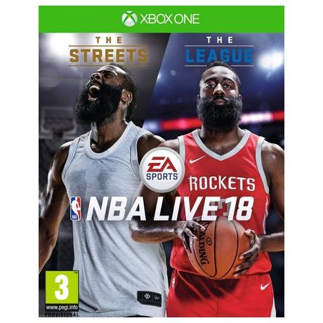 XONE -NBA LIVE 18EN (foto 1)