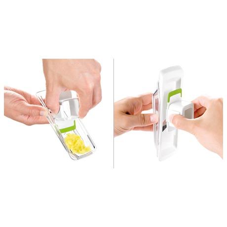 Plátkovací struhadlo na česnek Tescoma HANDY