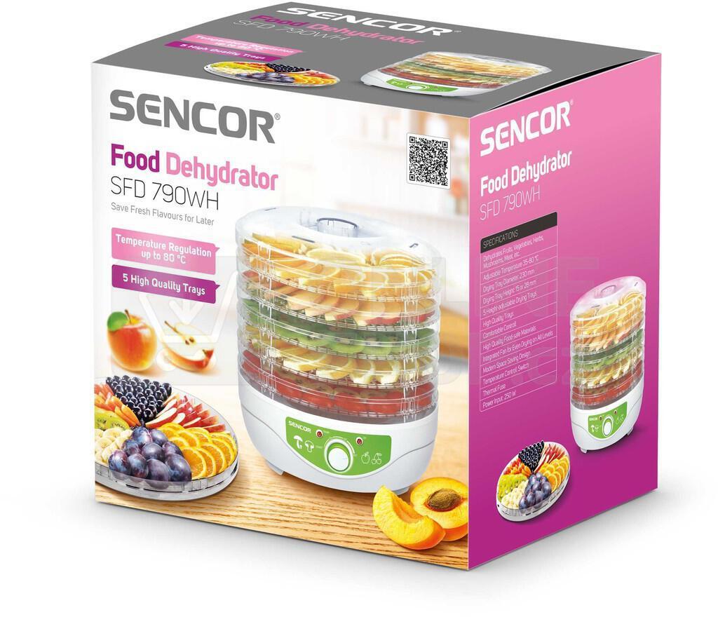 Sušička potravin Sencor SFD 790WH