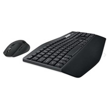 Logitech klávesnice smyší MK850 Performance, US, černá (foto 1)