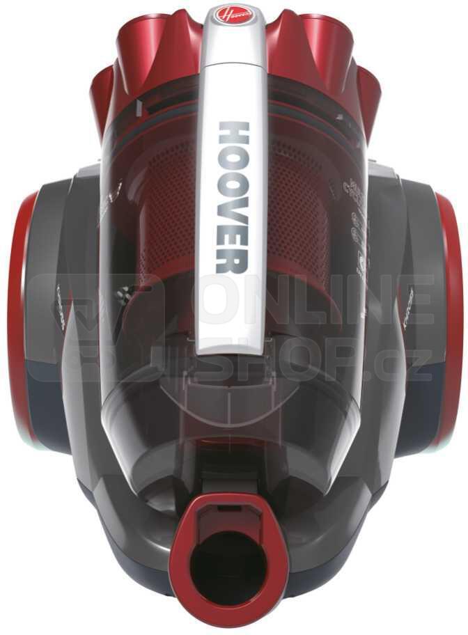 Bezsáčkový vysavač Hoover KS50PET 011 KHROSS