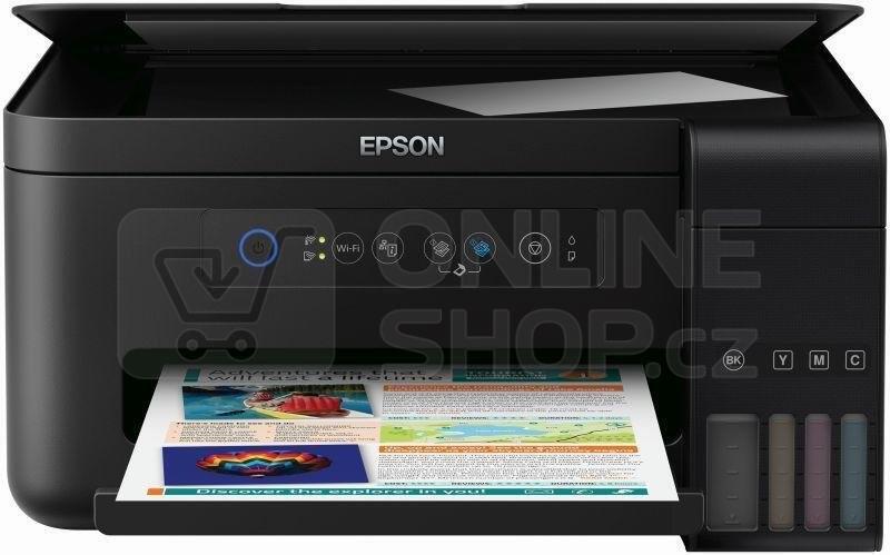 Tiskárna Epson L4150 (C11CG25401)