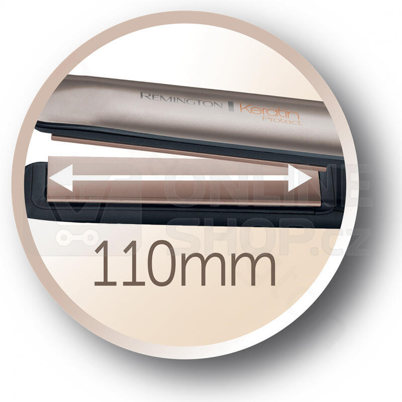 Remington Žehlička na vlasy Keratin Protect S8540