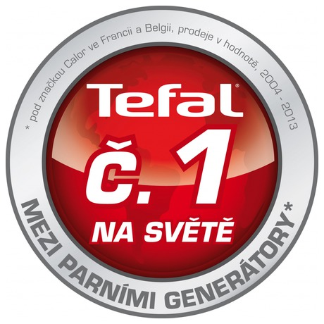 Žehlička Tefal GV7830E0 s parním generátorem