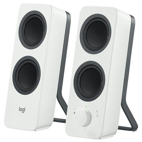 Logitech® Audio System 2.1 Z207 with Bluetooth –EMEA -OFF WHITE (foto 1)