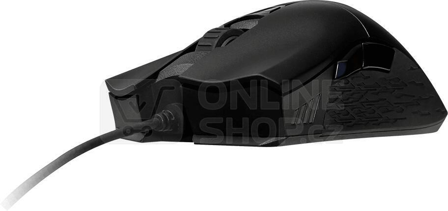 GIGABYTE Myš Mouse AORUS M3, USB, Optical, up to 6400 DPI (GM-AORUS M3)