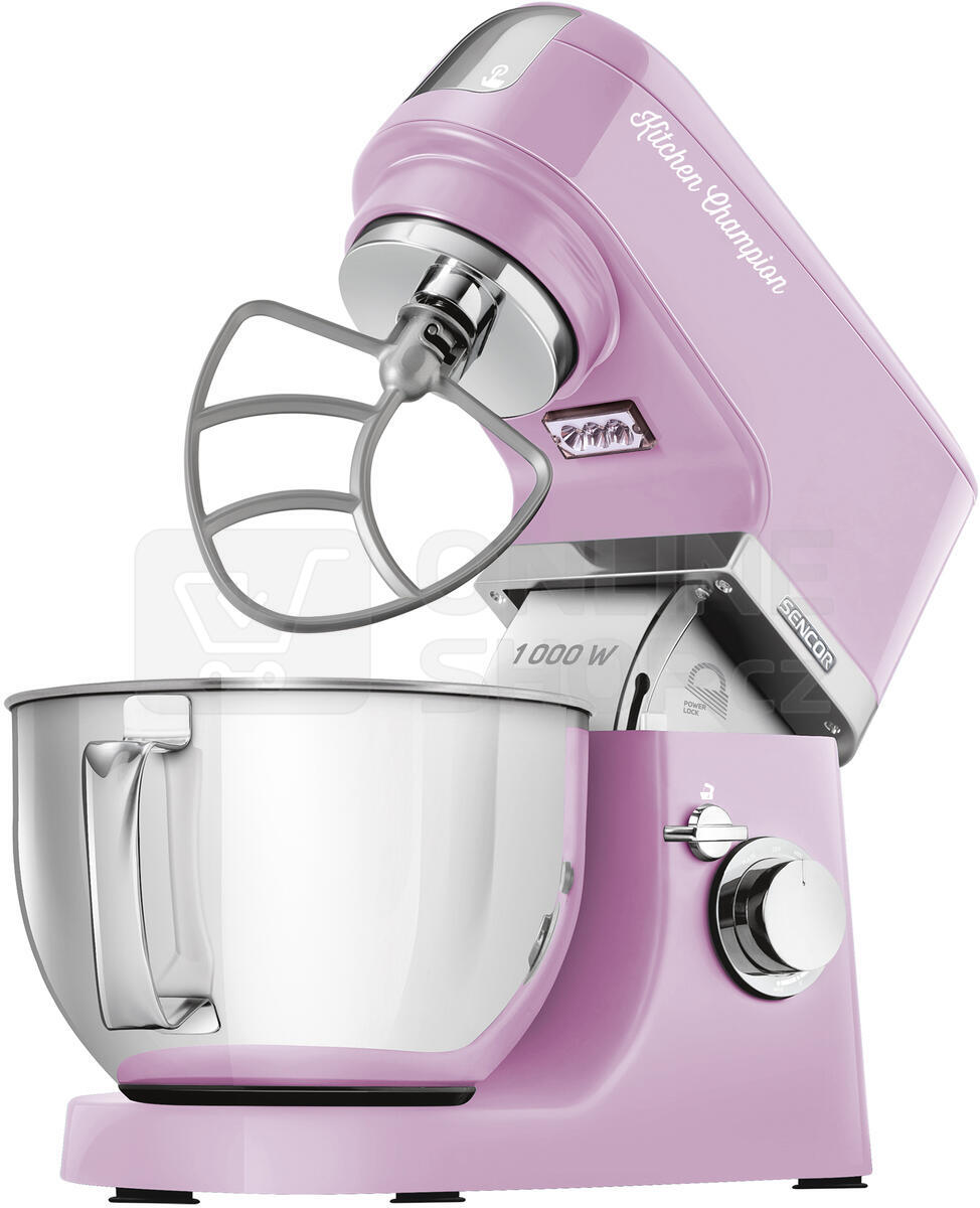 Kuchyňský robot Sencor STM 6358RS